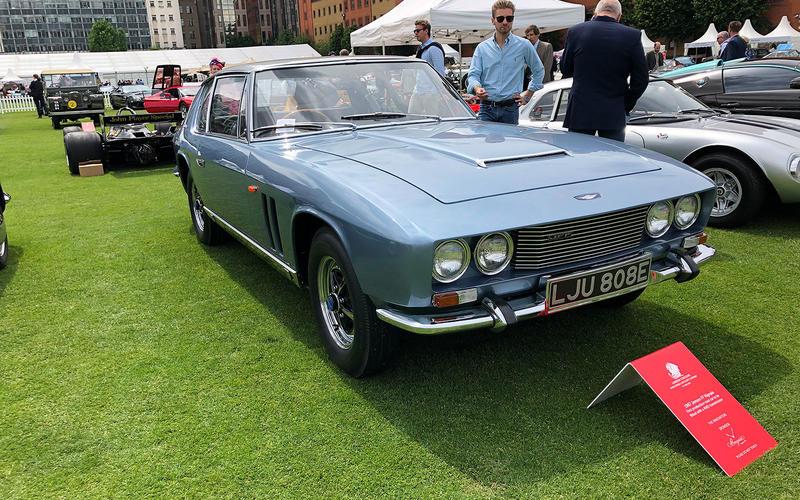 1967 Jensen FF Vignale