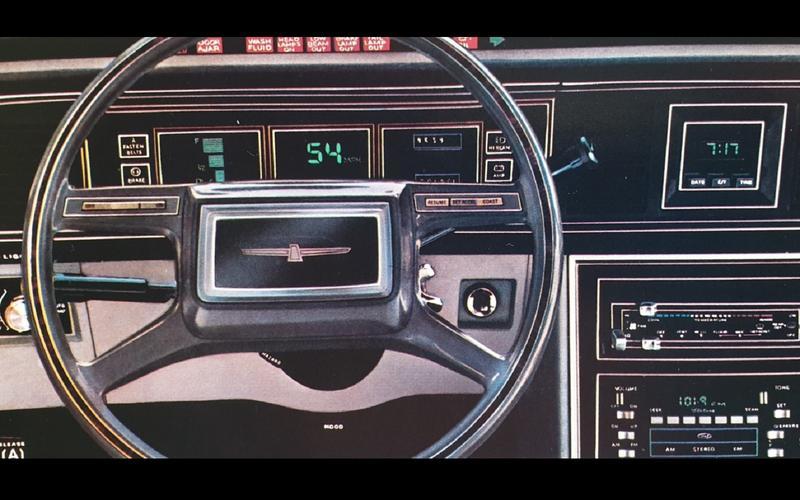 Ford Thunderbird (1980)