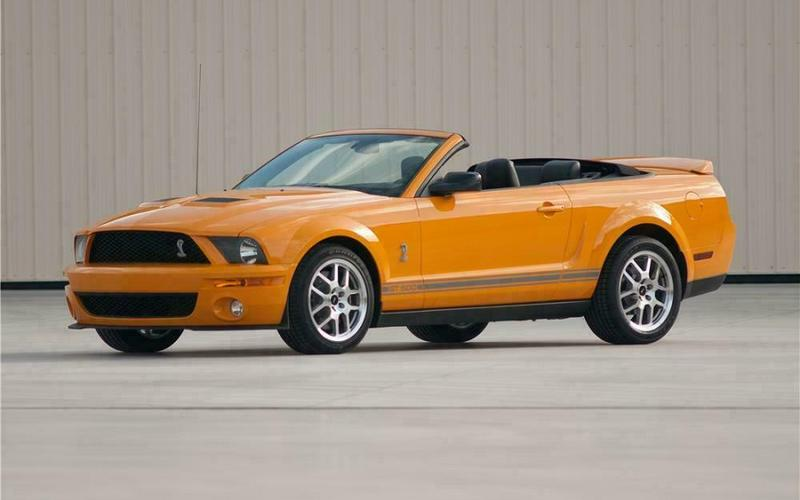 2007 Shelby GT500 – $648,000 (2006)