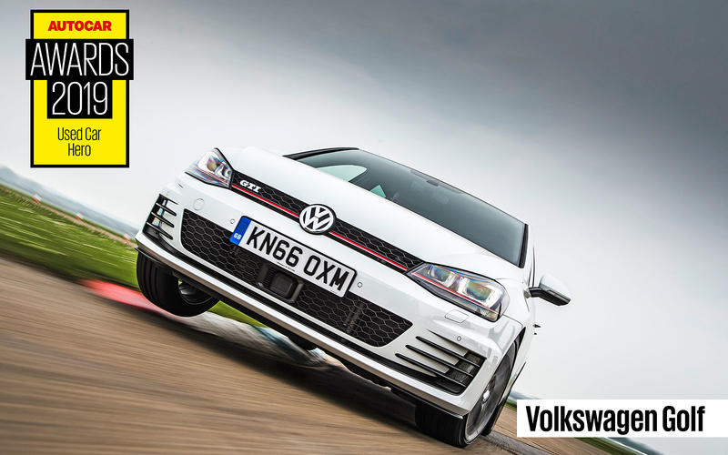 USED CAR HERO: Volkswagen Golf