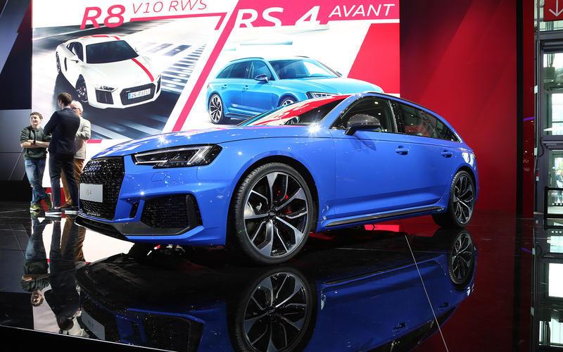 Audi - now