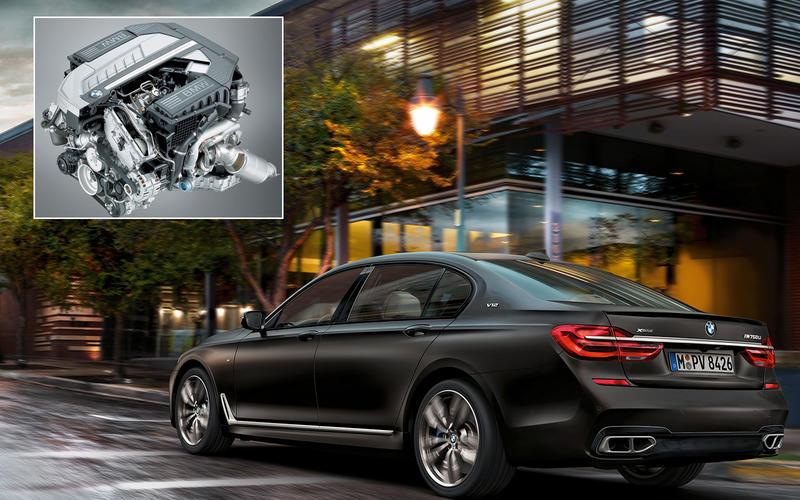 BMW N74