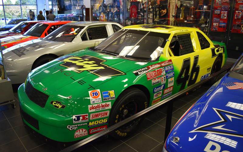 Chevrolet Lumina - Days of Thunder (1990)