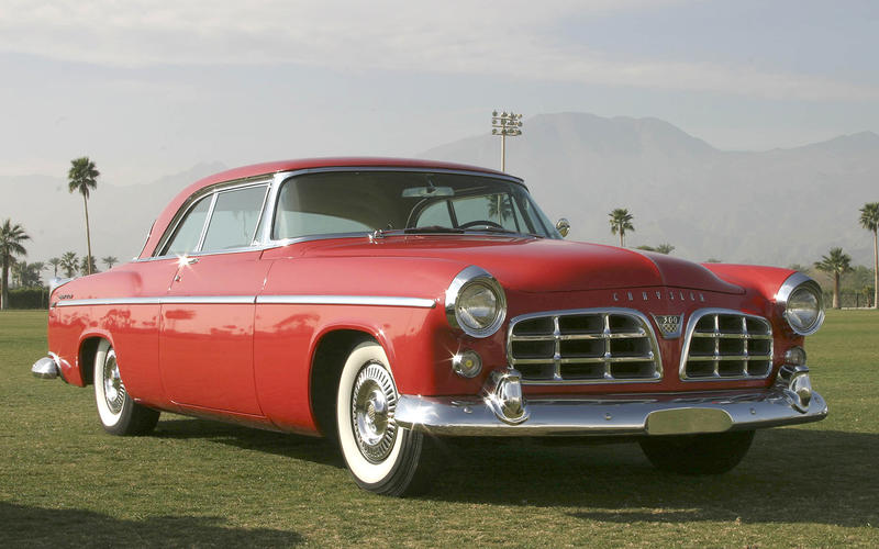 24: 1955 Chrysler C-300