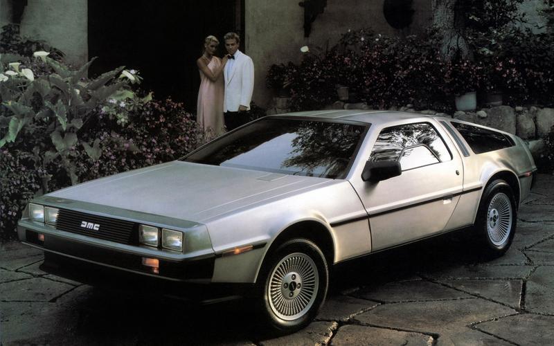 DeLorean DMC-12 (1981)