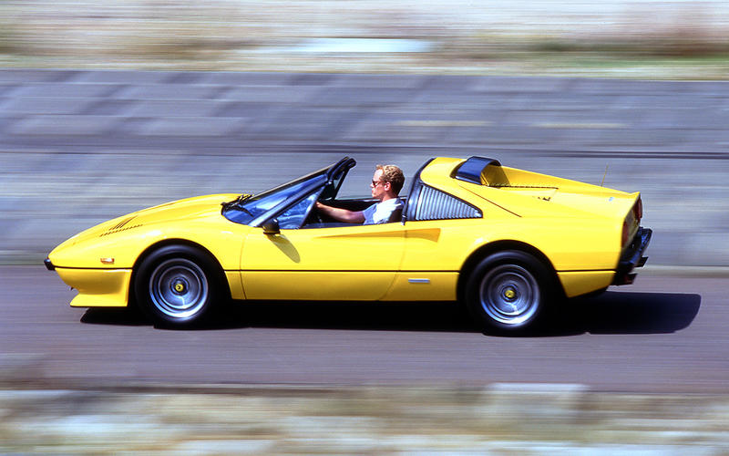 Ferrari 308 GTS (1977)