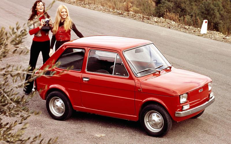 Fiat 126 (1972-2000) – 28 YEARS