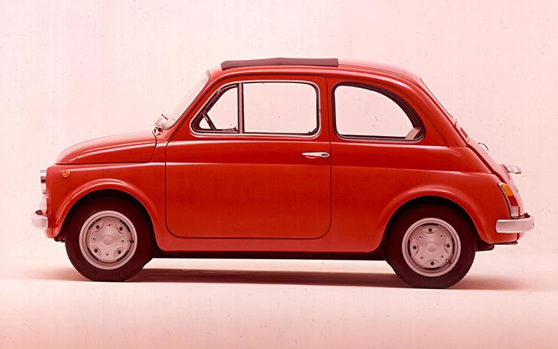 Italy: Fiat 500