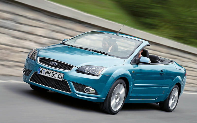Ford Focus CC (from £2000)