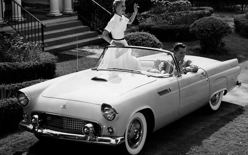 Thunderbird (first generation, 1955)
