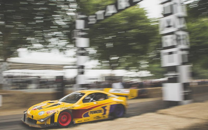 Attend the Goodwood Festival of Speed