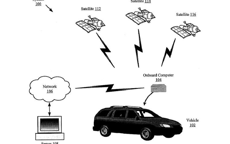 Google's pothole-detecting car (2015)