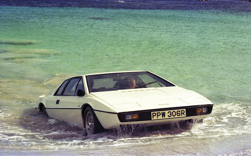 Lotus Esprit S1 (The Spy Who Loved Me - 1977)