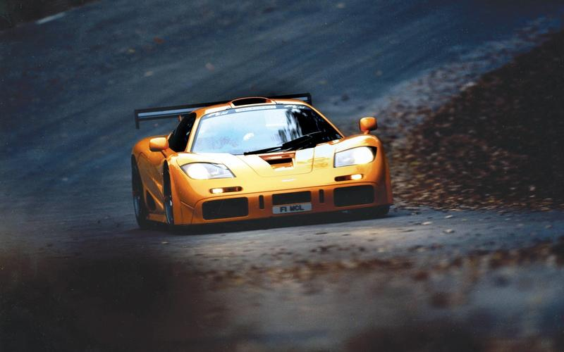 7: The F1 LM (1995)