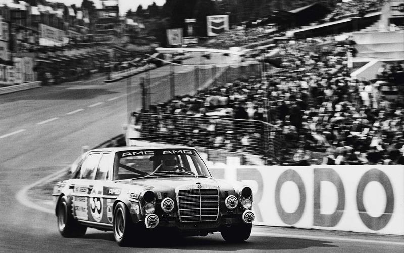 Mercedes 300SEL 6.8 Red Pig - 1969
