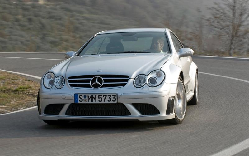 Mercedes-Benz CLK63 AMG Series (2007)