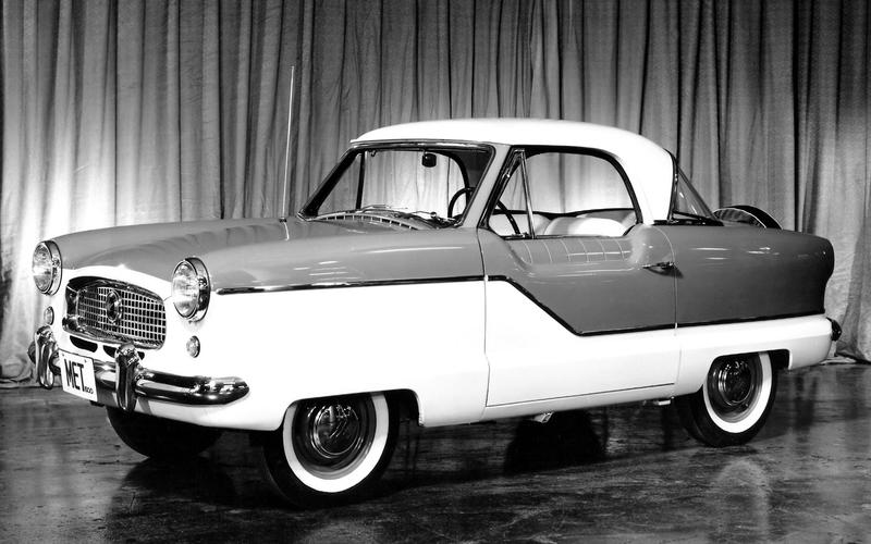 Nash Metropolitan (1953)