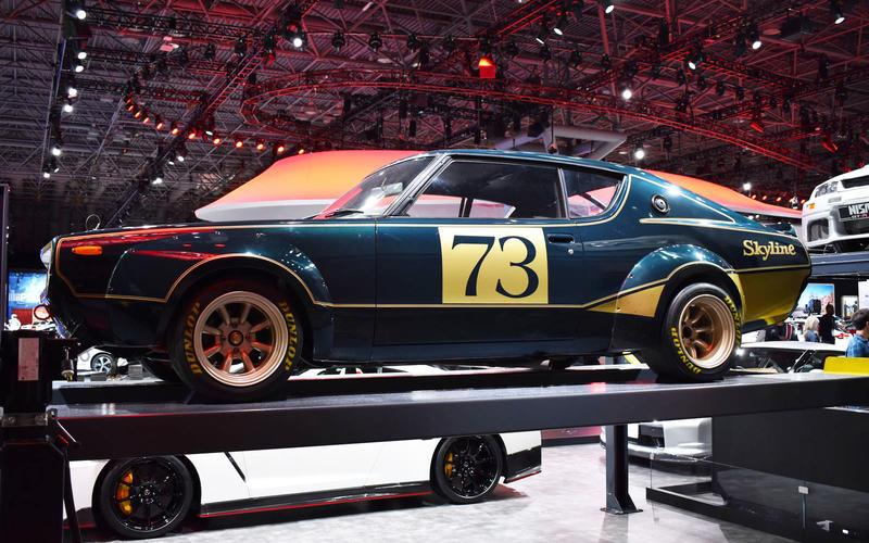 Nissan-Skyline H/T 2000GT-R Concept (1972)