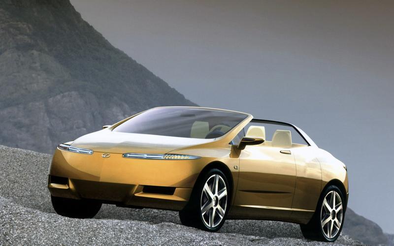 Oldsmobile O4 (2001)