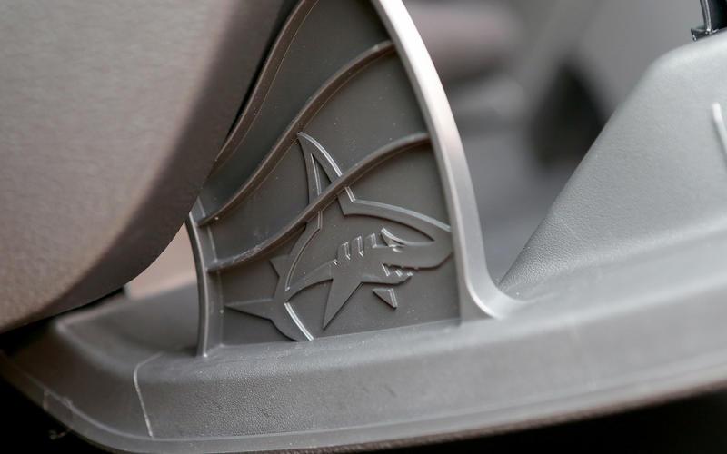 Opel's shark attack