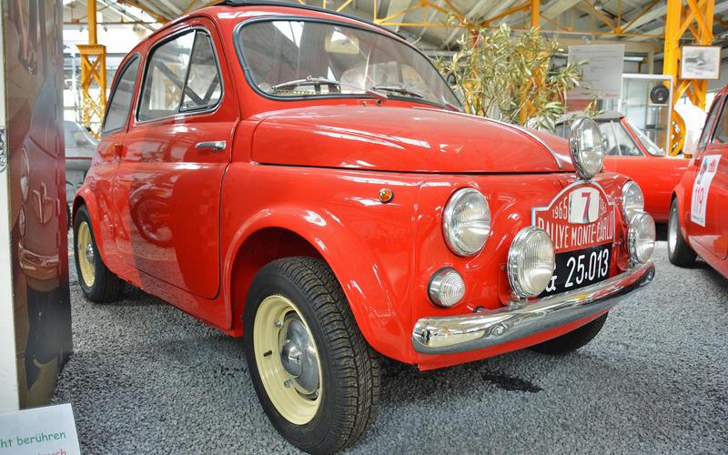 Steyr-Puch 650 TR (1964)