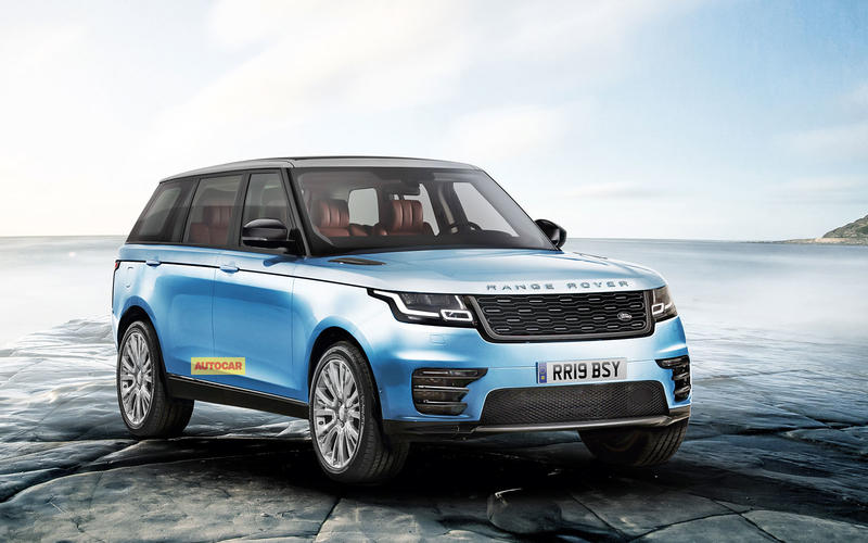 exclusive  every new range rover coming until 2023
