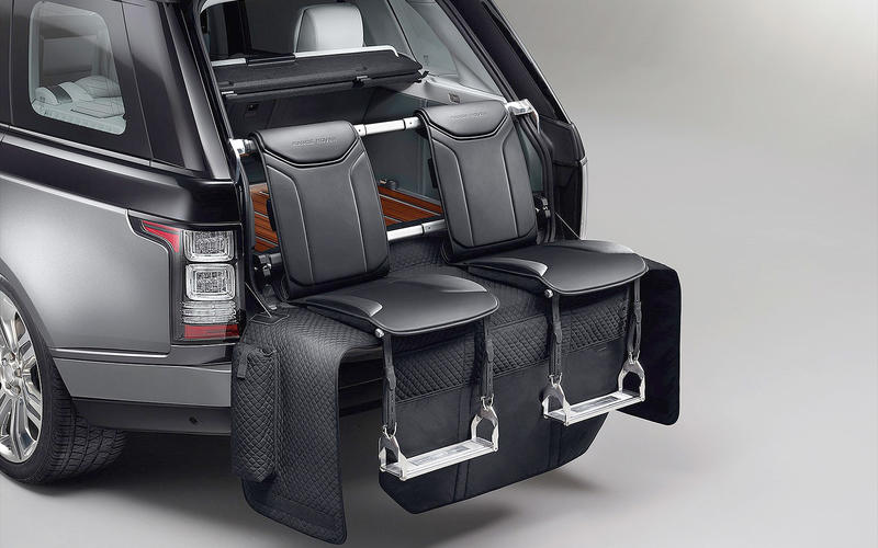 Range Rover: Event Seating