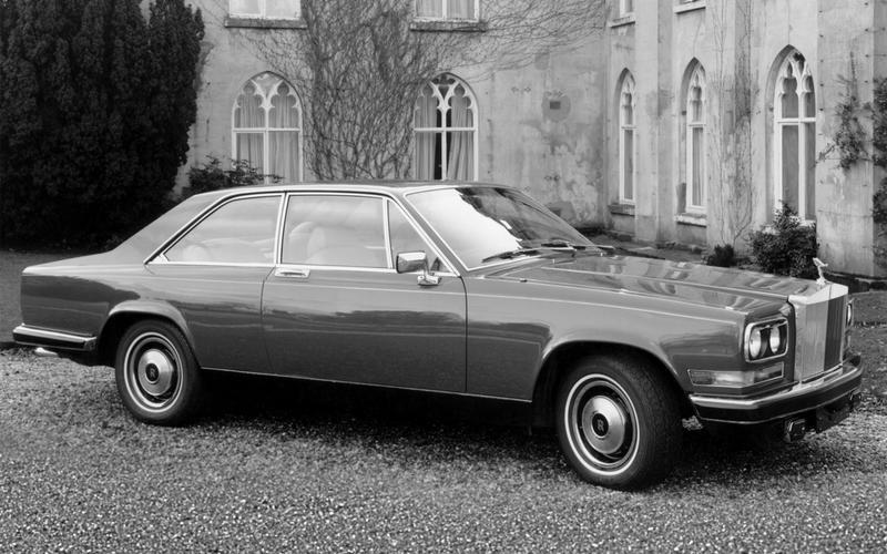 Rolls-Royce Camargue (1975)