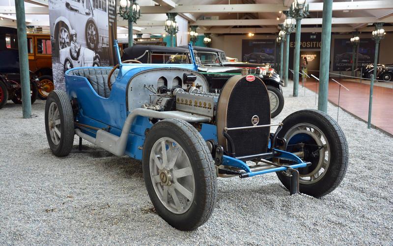 Bugatti Type 47 Torpedo (1930)