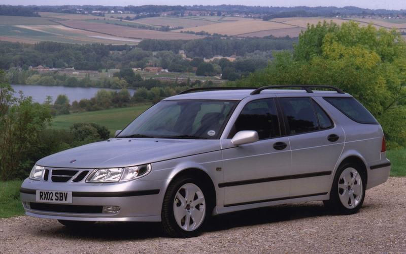 Saab 9-5 from £650