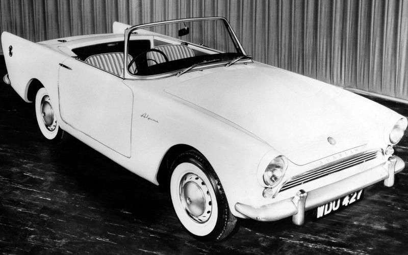 Sunbeam Alpine (1960)