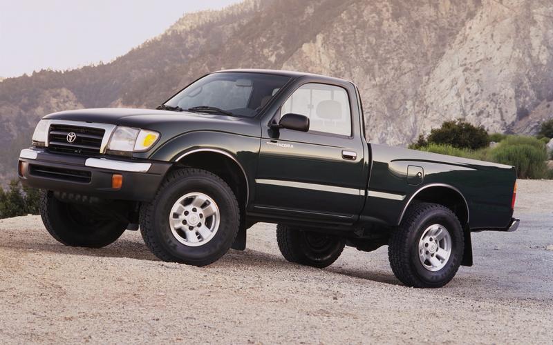 Toyota Tacoma (1995)