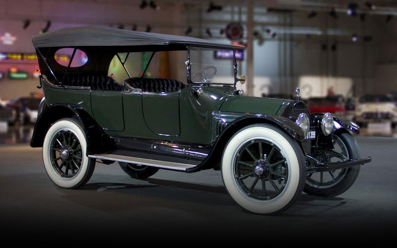 V8 ENGINE: Cadillac (1914)