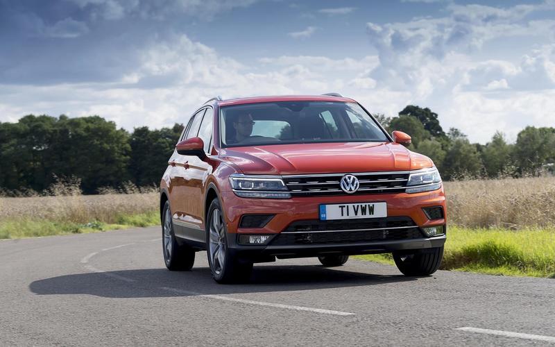 Volkswagen Tiguan – Osnabruck and Wolfsburg, Germany – 29,538 units sold in 2018