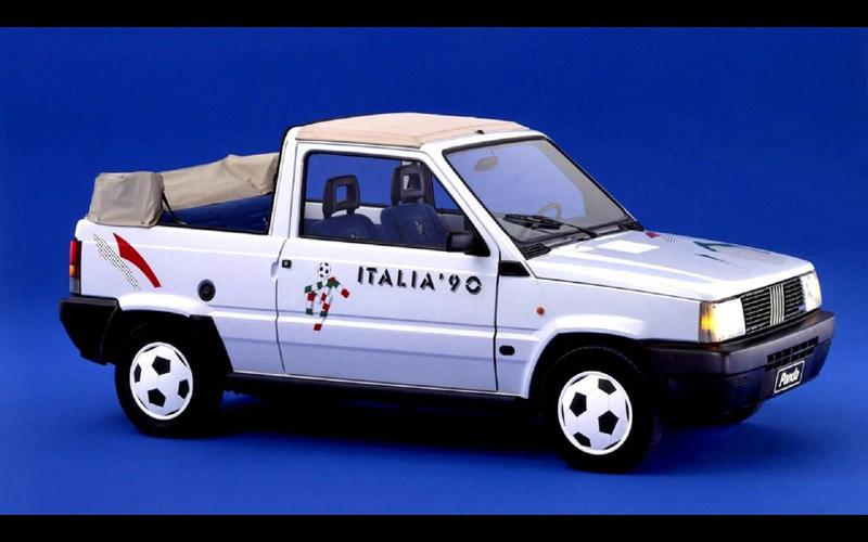 Fiat Panda Convertible