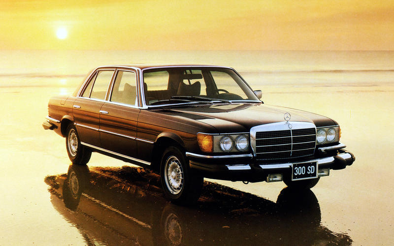 TURBODIESEL: Mercedes-Benz 300SD (1978)