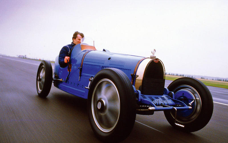 28. 1925 Bugatti Type 35