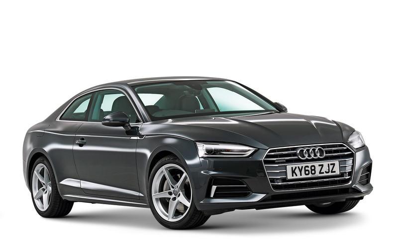 BEST BUY - £30,000-£50,000 - Audi A5 Coupé 40 TFSI Sport