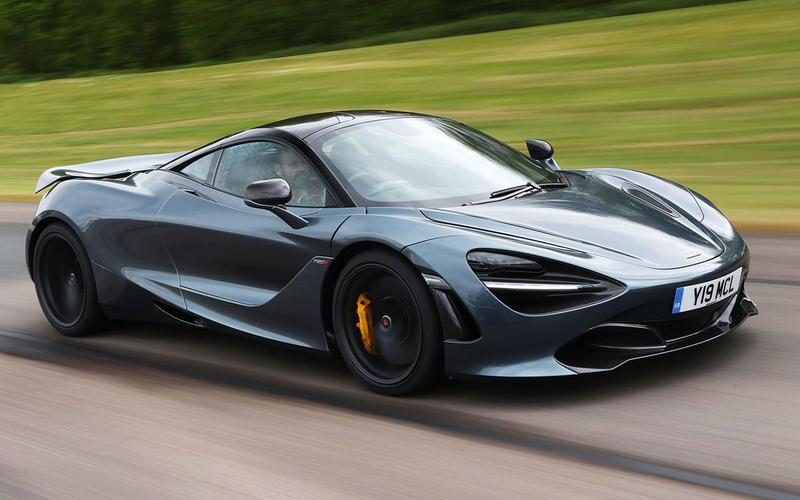 21 2017 McLaren 720S – NEW ENTRY
