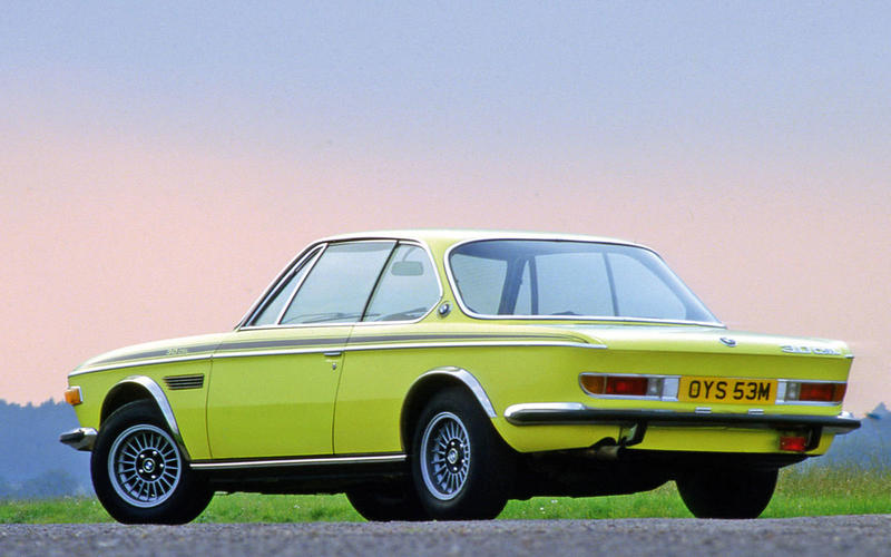24. 1974 BMW 3.0 CSL