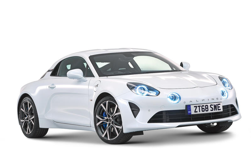 BEST BUY - £30,000-£60,000 - Alpine A110 Pure