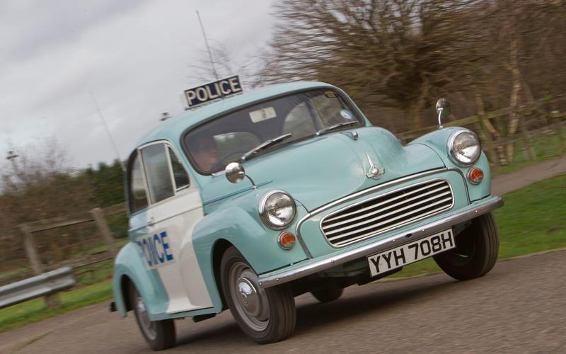 18 1948 Morris Minor