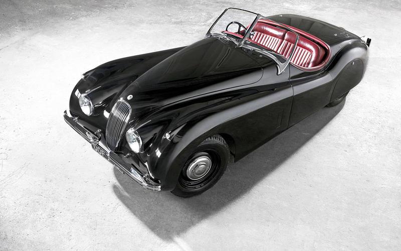 22. 1949 Jaguar XK120