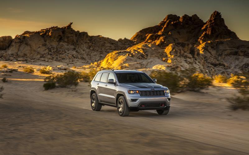 14. Jeep Grand Cherokee – Detroit, Michigan – 240,696 units sold