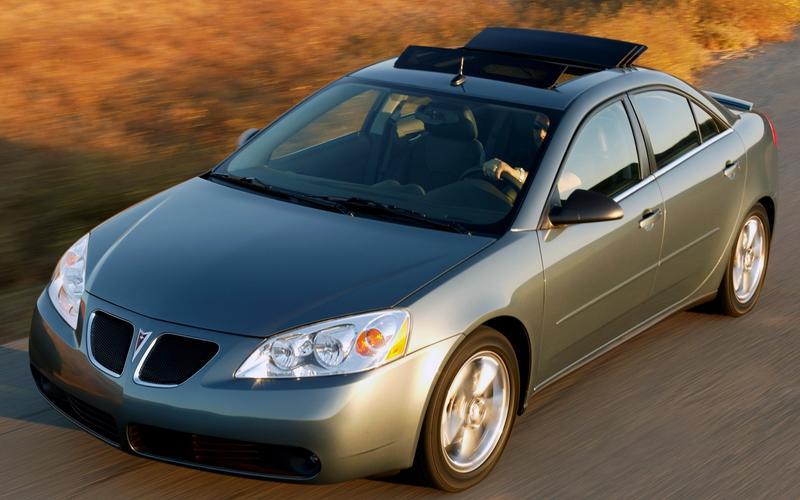 Pontiac: G6, 2010
