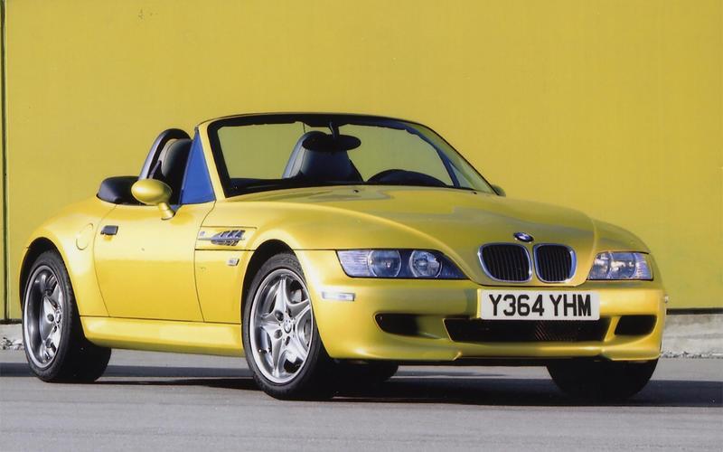 BMW Z3M Roadster (1998-2002)