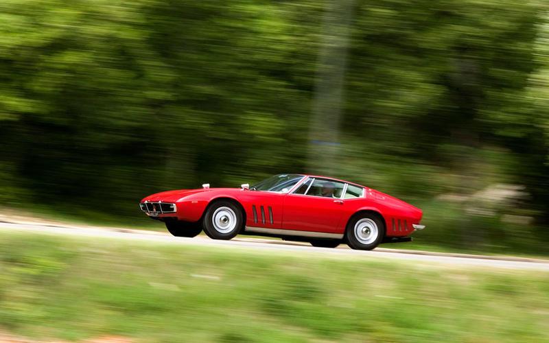 94. 1971 Maserati Ghibli (UP 4)