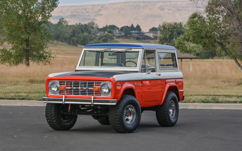 Ford Bronco (1966)