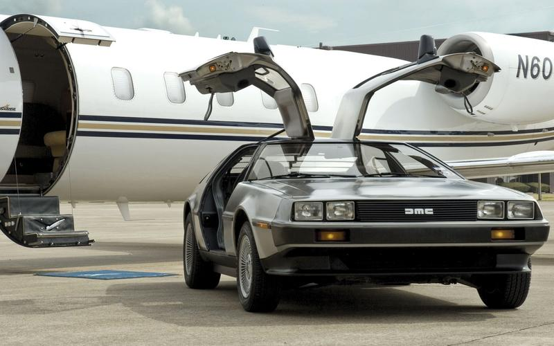 DMC's DeLorean DMC-12