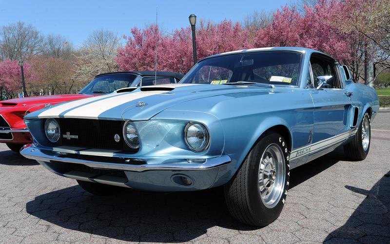 Ford Mustang Shelby GT500 (1967)